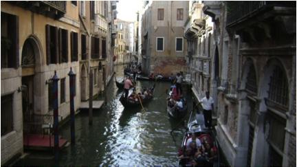 Milan's fashion, Verona's mythology, and Venice's historical..