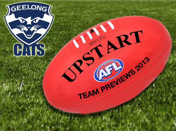 AFL Geelong 2013 team preview