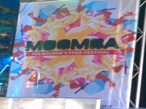 With Melbourne's Moomba Festival last night coming to a..