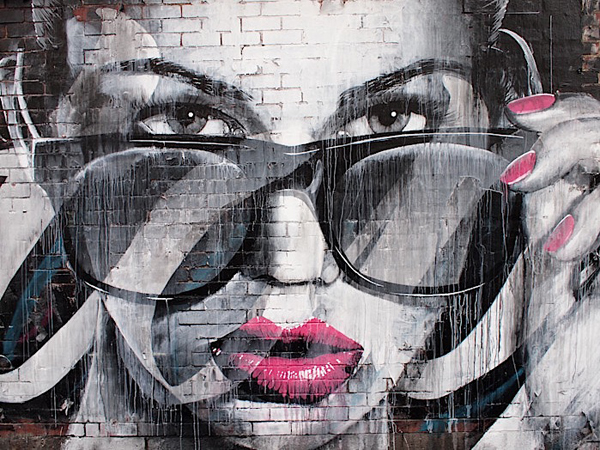 Local artist Rone is at the forefront of Melbourne's..