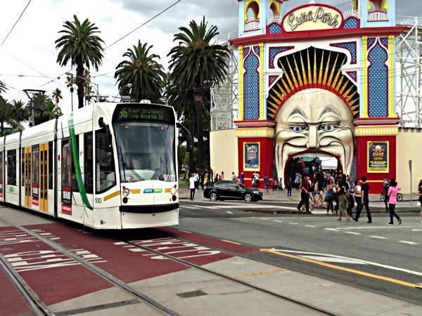 A tram bar, a fleet of art trams and an influx of #trams...