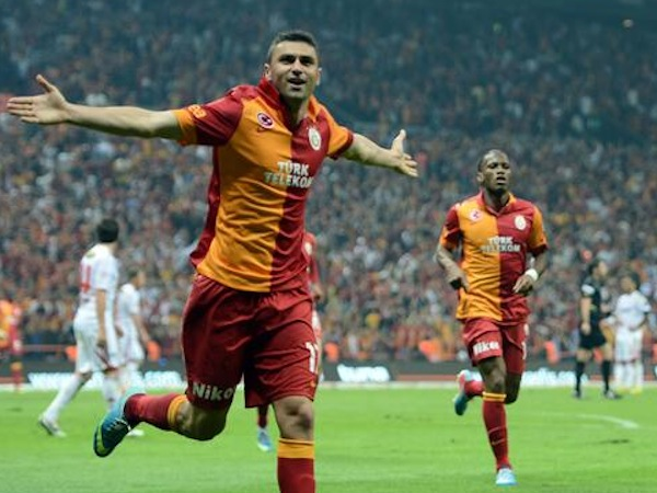 Turkish football club Galatasaray has raised its standing in..