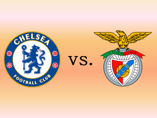 With Chelsea and Benfica facing off in the Europa League..