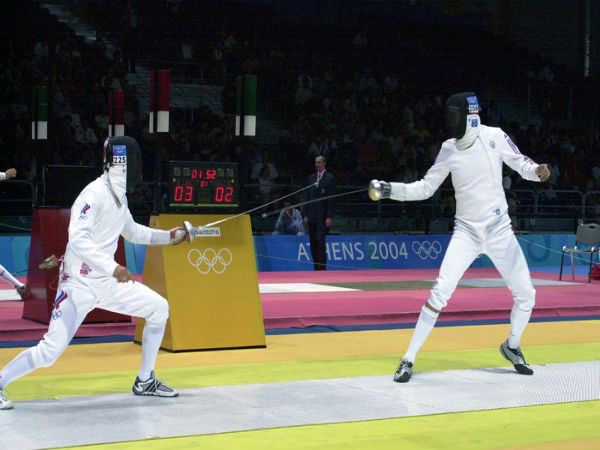 Is the art of fencing lost on Australians? Andrew Miller..
