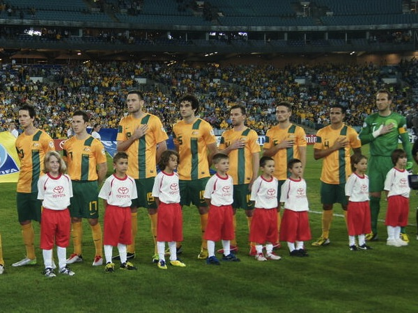 It's make or break for the Socceroos in a giant June of..