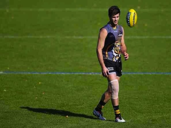 Despite sitting in the top eight, Richmond's decision to..