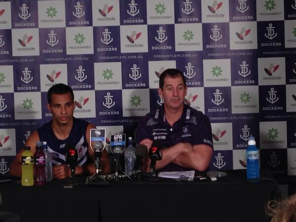 In 2011, Fremantle made the shrewd decision to sack coach..