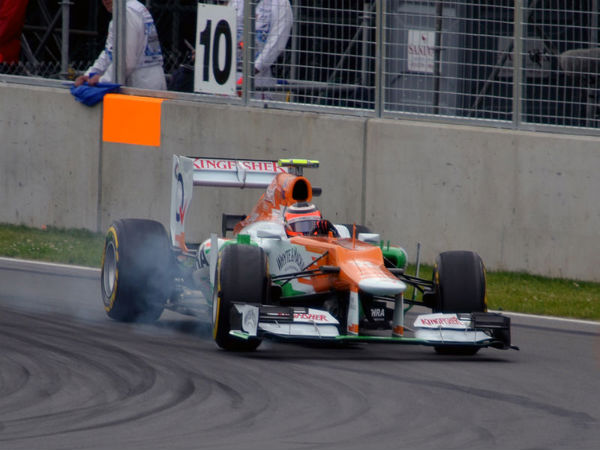 Formula One drivers will be pumping the brakes in Montreal..