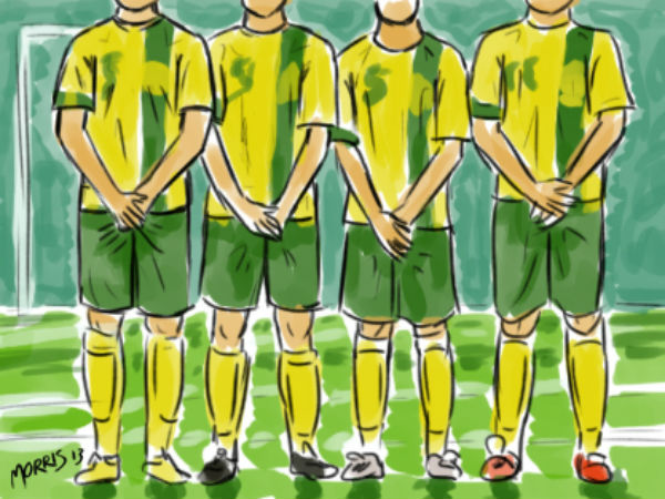 socceroos feature
