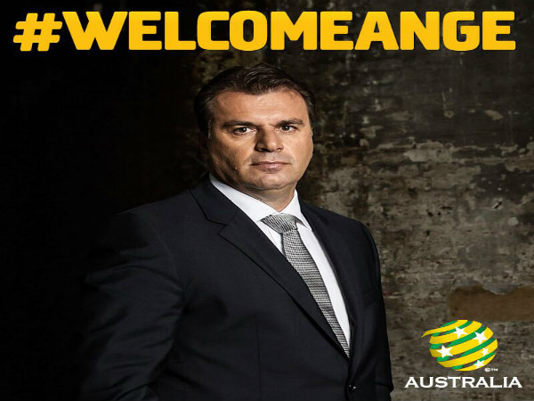 Ange Postecoglou's appointment as coach of the Socceroos is a..