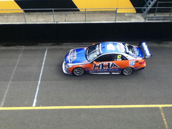 Matt Calvitto examines Erebus Motorsport V8's difficult debut..
