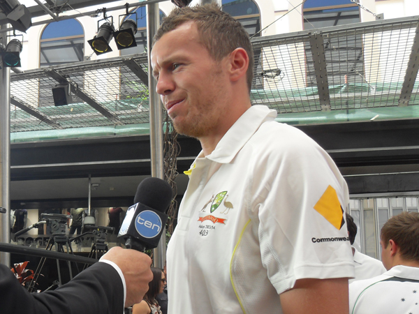 Peter Siddle's axing from the team has been clouded by..