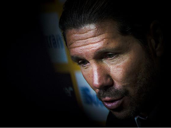 Argentine manager Diego Simeone has been the driving force..