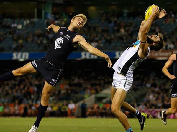 Midfielders may still make up the AFL's elite, but are..