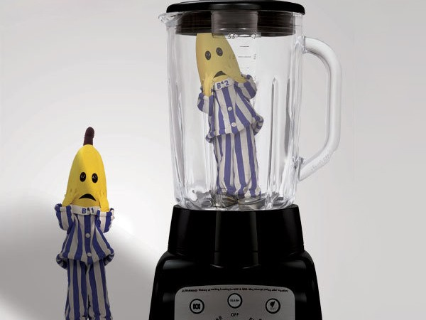 save abc banana blender
