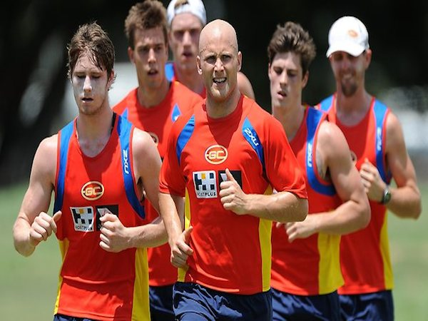 The Gold Coast Suns will be looking to burn teams on their..