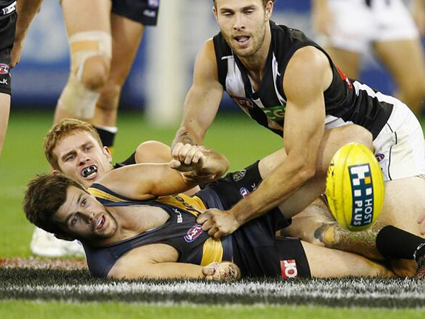 Richmond's poor start in 2014 has been shielded by Carlton's..