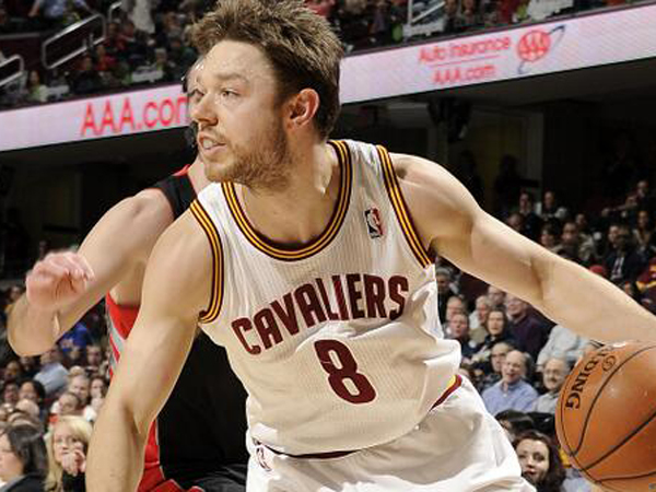Australian Matthew Dellavedova is making his mark for the..