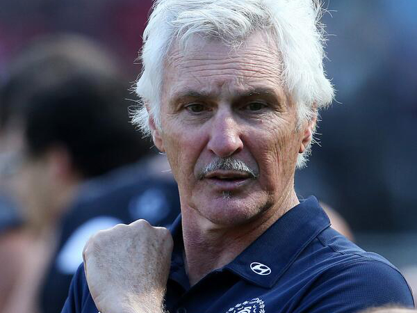 Matt Walsh senses deja-vu as Carlton slips to its worst start..