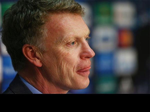 David Moyes must again get his tactics and squad selection..