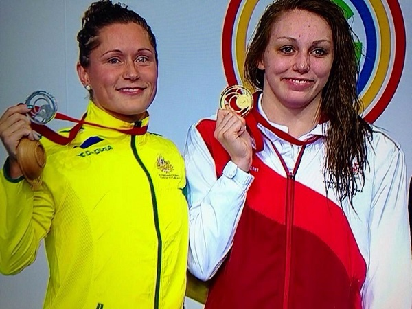 Day 5: More gold in the pool while sprinter Breen falters