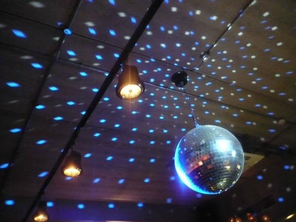 Blue Light discos safe for youngsters