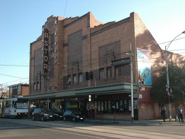 The Astor announces the end of an era