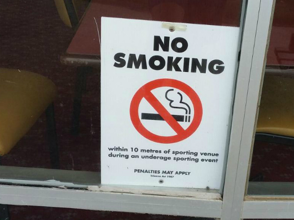 The most recent tobacco reforms are part of the Victorian..