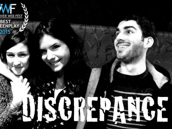 Created by Camille Chastrusse, Discrépance sees four friends..