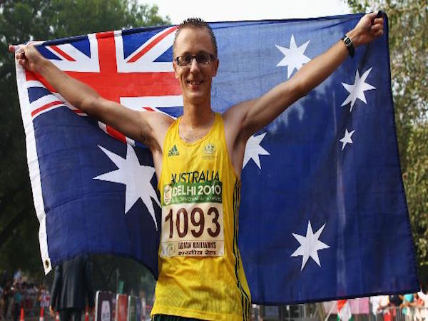 Jared Tallent is one of Australia's most successful athletes...