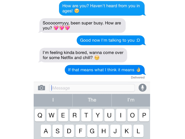 Tam Kendi explores the growing phenomenon of sexting, and its..