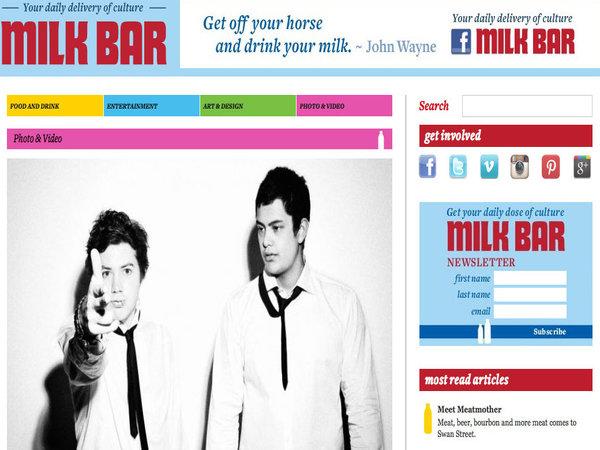 Milk Bar Mag want writers