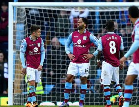 Aston Villa's relegation could be the catalyst for a slide