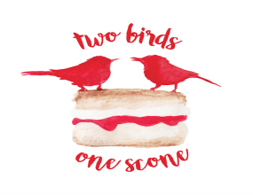 Feeding Two Birds with One Scone