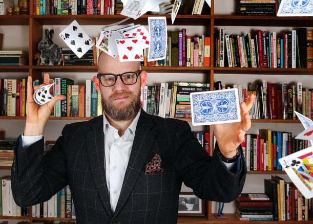 Inside the tricky life of a magician