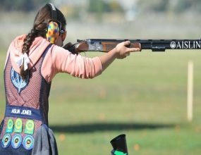 Meet Australia's youngest Olympic shooter