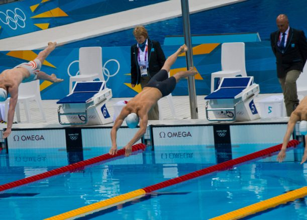 Student Olympians: a balancing act
