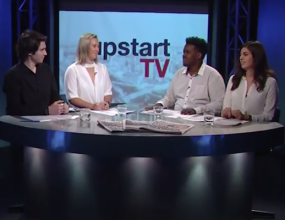 upstart TV looks at gender equality