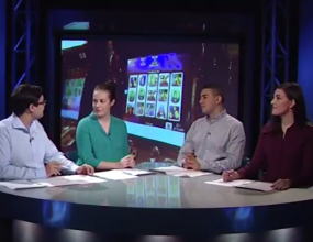 upstart TV dissects gambling in Australia