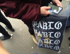 Melbourne was teeming with eager Kanye West fans over the..