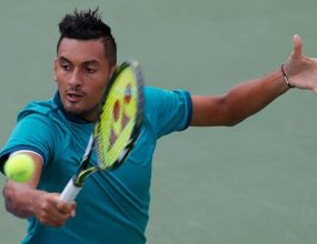 The panel review Nick Kyrgios' second title in Atlanta,..