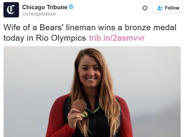 Rio 2016 - The Discriminatory Games