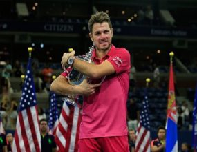 Joel, Ryan, Josh and Val analyse how Stan Wawrinka cemented..