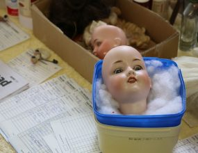 Melbourne's historic Doll Hospital is the oldest of its..