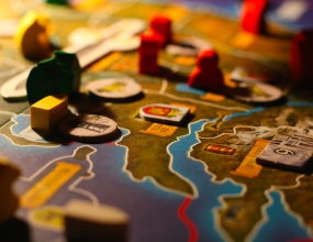 Tabletop gaming is gaining in popularity.