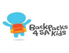 Backpacks 4 SA Kids are giving children in need backpacks..