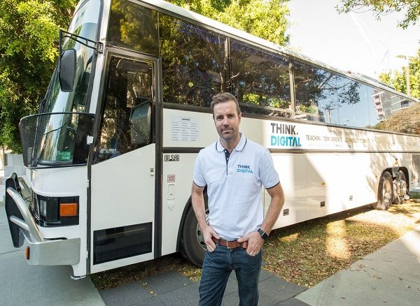Tim's Magic School Bus