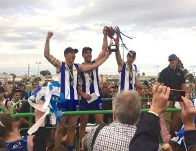 Football is the spirit of the Mallee region