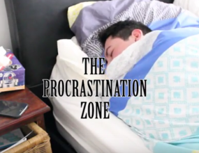 The Procrastination Zone
