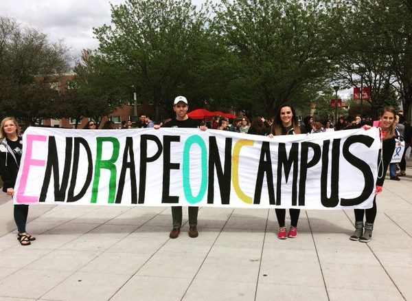 Universities turning a blind eye to assault